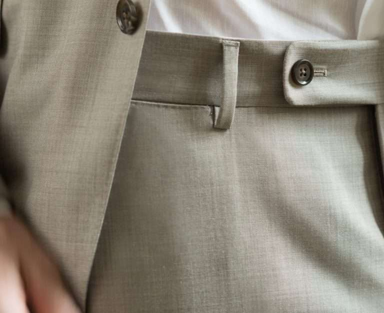 A guide to bespoke trousers
