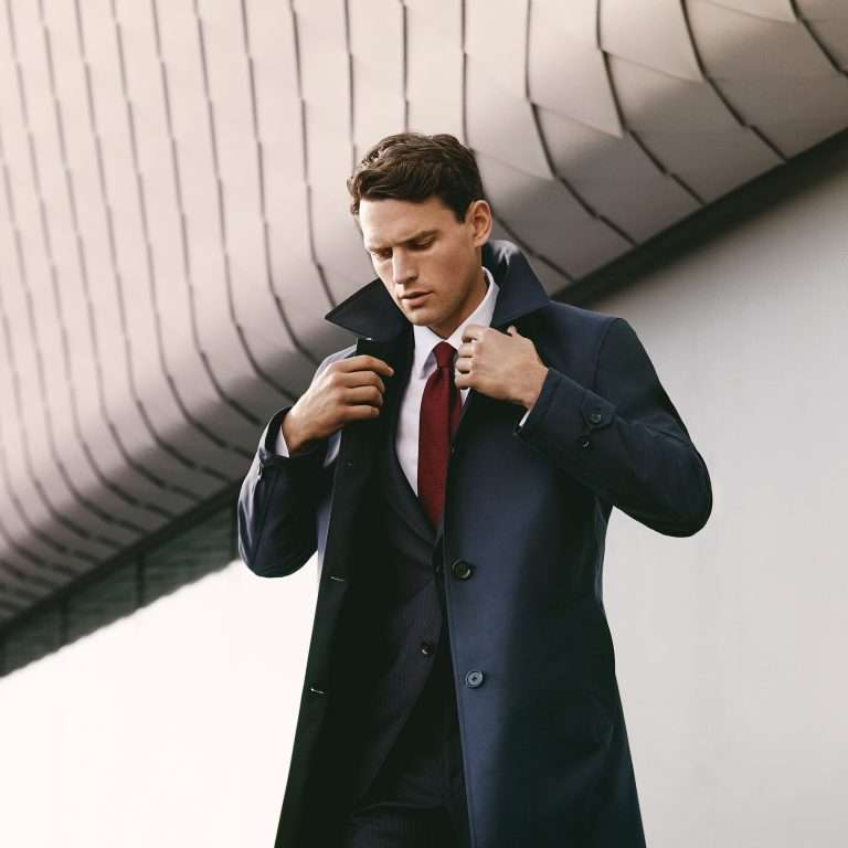 The reversible Overcoat