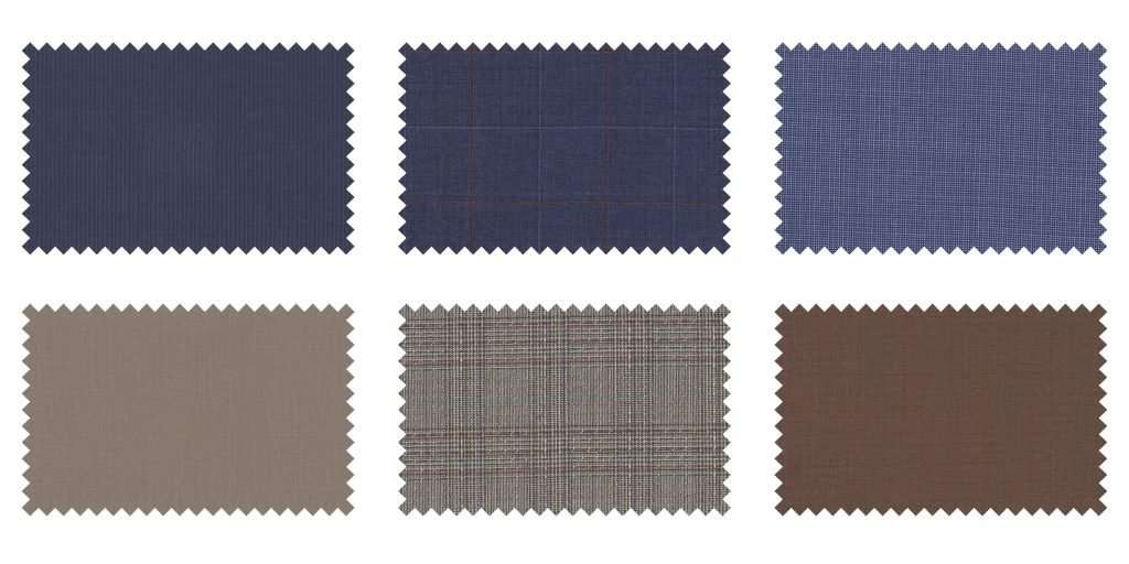 Spring-Summer Suiting Colors