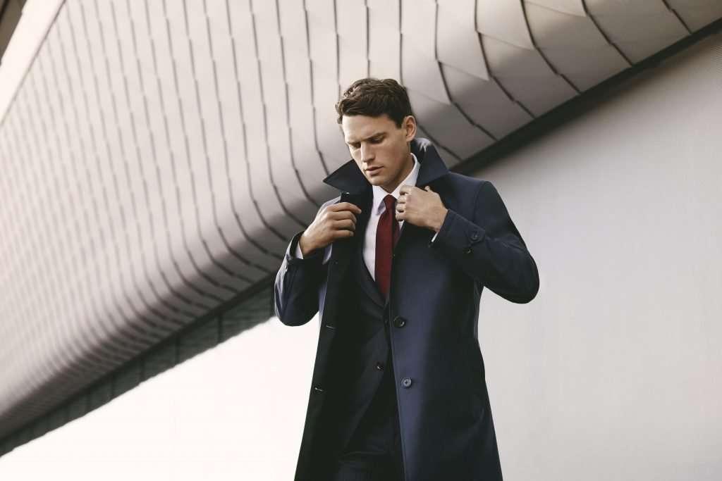 Reversible Overcoat